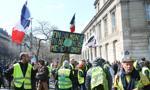 """9,5 tys. """"żółtych kamizelek"""" - najmniej demonstrantów od początku akcji"""