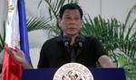 Duterte zapowiada jeszcze 20-30 tys. ofiar kampanii antynarkotykowej