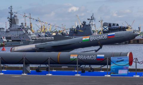 Media: indyjsko-rosyjskie pociski manewrujące mogą trafić na Morze Południowochińskie