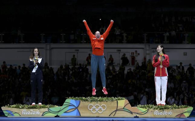 Visa zatrudnia byłych olimpijczyków
