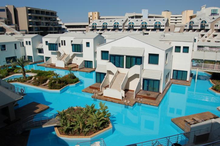 hotele w turcji foto