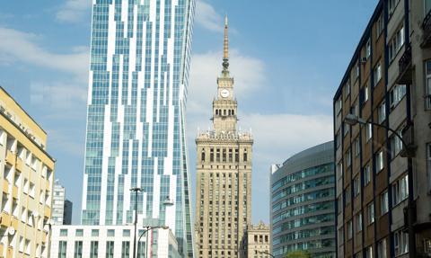 Utrudnienia w centrum Warszawy w związku z manifestacjami