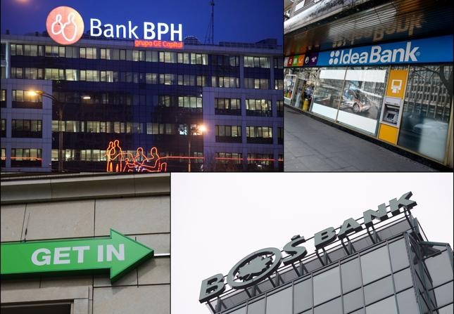 PWC: sytuacja na rynku może doprowadzić do większej koncentracji sektora bankowego