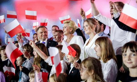 PKW podała nieoficjalne cząstkowe wyniki wyborów: Andrzej Duda wygrywa