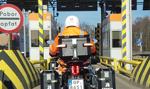 Pierwsze patrole motocyklowe GDDKiA na opolskim odcinku A4