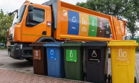 W Koszalinie od maja 58 zł od gospodarstwa domowego za śmieci