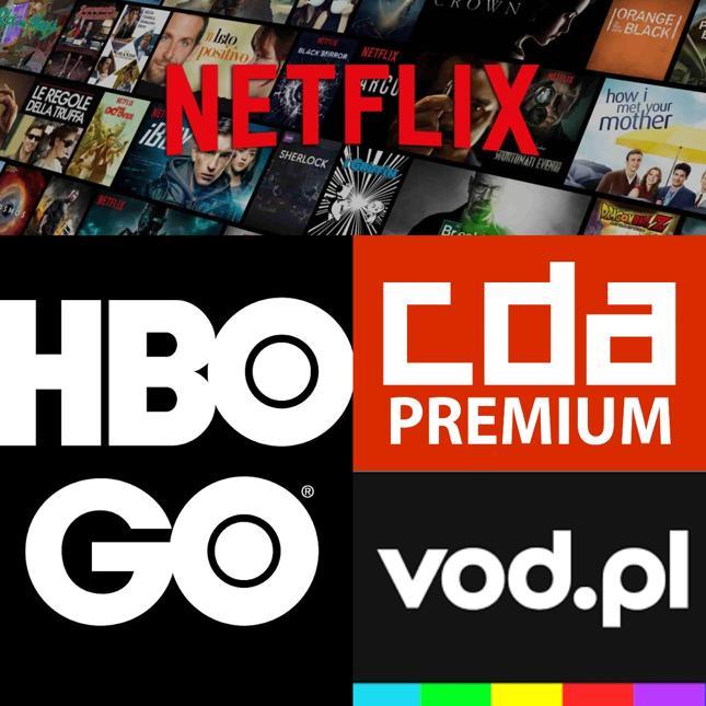 Netflix najpopularniejszym serwisem streamingowym