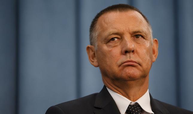 Wiceminister finansów i szef Służby Celnej Marian Banaś