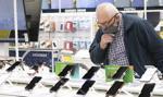 Nastroje konsumentów odbijają od dna
