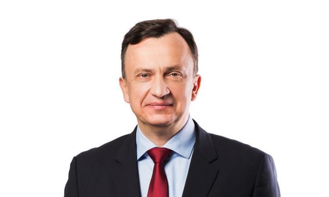 Wiesław Żyznowski, prezes Mercator SA.