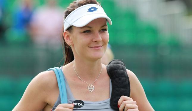 Agnieszka Radwańska, jedna z najlepiej zarabiających polskich sportsmenek
