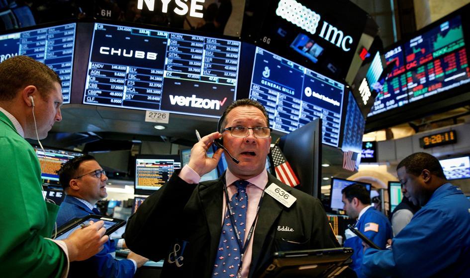 Amerykańskie akcje zyskują przed Fedem
