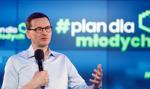 Morawiecki: Zerowy PIT ma przyciągać młodych ludzi do Polski