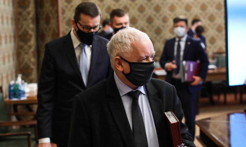 Rząd nie chce projektu popartego przez Kaczyńskiego ws. nierównego wynagrodzenia kobiet i mężczyzn