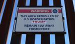 USA: Liczba przypadków nielegalnego przekraczania granic spadła o 70 proc.