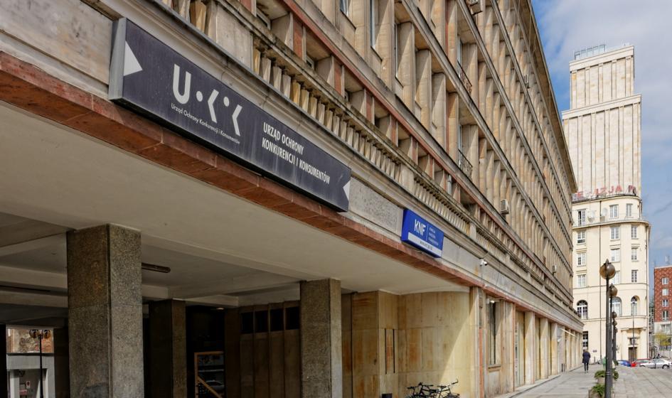 UOKiK ukarał firmy za generowanie zatorów płatniczych