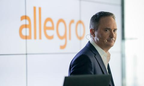 Wydatki kapitałowe Allegro w '21 wzrosną do 425-475 mln zł, a w '22 do 550-650 mln zł