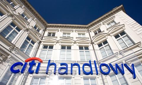 Haitong Bank obniżył cenę docelową akcji Banku Handlowego do 35,2 zł