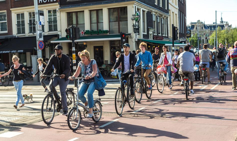 Holendrzy wciąż są najwyższym narodem na świecie