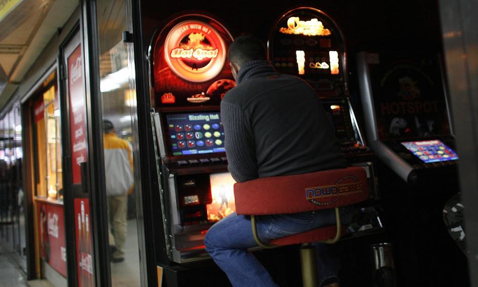KAS na tropie nielegalnych automatów do gier hazardowych