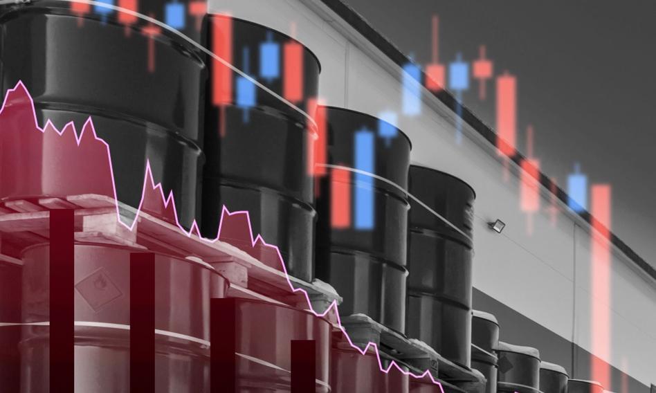 Ceny ropy spadają. Możliwy kompromis w OPEC+