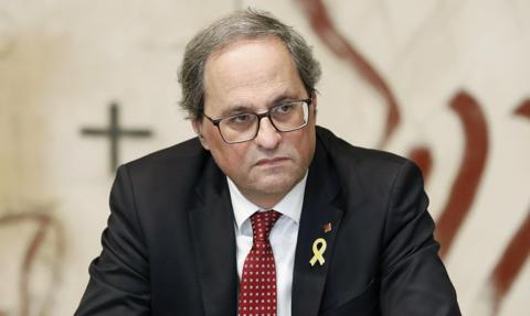 Sąd Najwyższy Hiszpanii pozbawił premiera Katalonii prawa do sprawowania funkcji publicznych