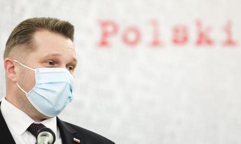 Czarnek: Jeżeli pojawi się wirus delta, będziemy proponować rozpoczęcie roku szkolnego w trybie hybrydowym