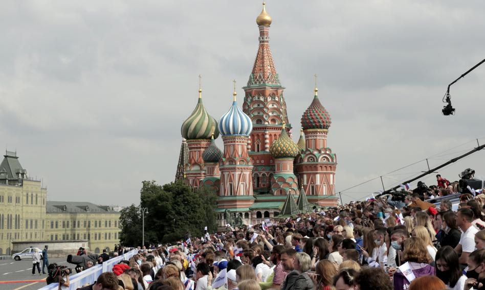 W Moskwie wykryto najwięcej nowych zakażeń Covid-19 od początku pandemii