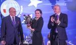 Swiatłana Cichanouska z nagrodą specjalną Forum Ekonomicznego w Karpaczu