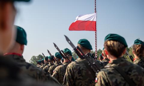 Blisko 300 tys. osób może zostać powołanych do służby w wojsku w 2022 r.