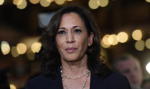 Senator Kamala Harris kandydatką Bidena na wiceprezydenta USA