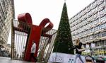 Choinka w centrum Belgradu kosztowała 83 tys. euro