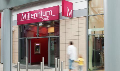 Zysk netto Banku Millennium w III kw. poniżej oczekiwań