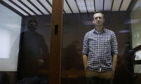 Nawalny z więzienia wezwał do głosowania przeciw rządzącej partii