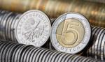 Kurs euro dalej rośnie. Funt odrabia straty