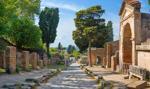 W Pompejach zwiedzimy słynny Dom Kochanków