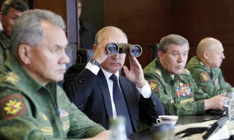 Rosyjski minister obrony rozkazał wojskom na południu kraju powrót do jednostek