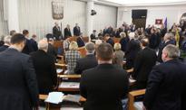 """Karczewski: Możliwa nowela Senatu, by naprawić """"drobną pomyłkę"""" w ustawie o SN"""