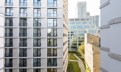 Echo nie widzi oznak spowolnienia na rynku mieszkaniowym