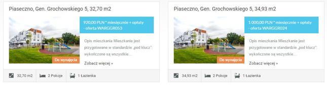 Fundusz Mieszkań na Wynajem rozszerzono o mieszkania pod Warszawą