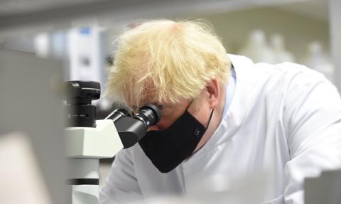"""Wielka Brytania chce być """"naukowym supermocarstwem"""""""
