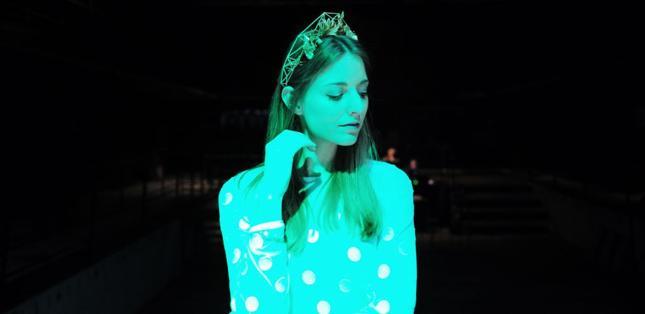 Kari Amirian, polska wokalistka mieszkająca w brytyjskim Leeds, fot. Kasia Bobula