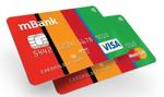 Nowe zasady dla kart kredytowych mBanku. Limity zwalniające z opłaty rocznej ostro w górę
