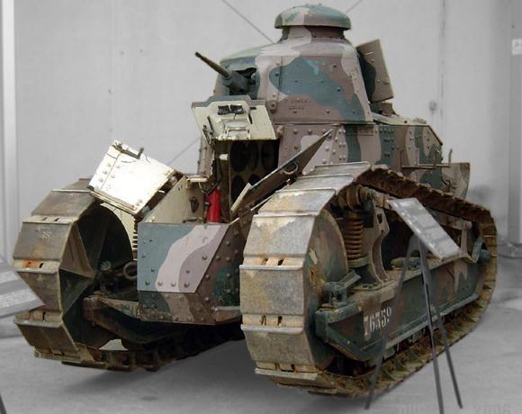 Czołg Renault FT 17