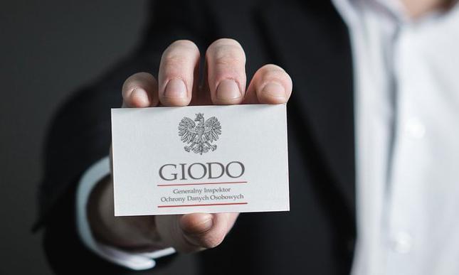 GIODO ostrzega na oferty podmiotów oferujących pomoc w wprowadzeniu RODO