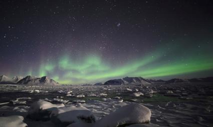 Tam mieszkam: Spitsbergen
