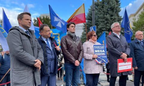 """Samorządowcy domagają się rekompensaty za """"Polski ład"""""""