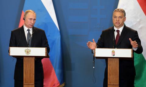 Węgry podpisały z Rosją długoterminową umowę na dostawy gazu