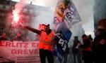Służba zdrowia, Air France i adwokaci zaostrzają akcję strajkową we Francji