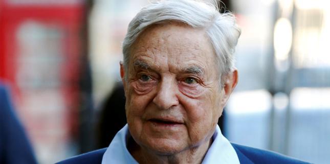 """""""Złoty pociąg"""" odjechał Sorosowi"""